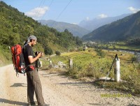 Helambu valley trekking