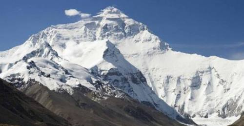 Tour au Tibet- Camp base de l'Everest